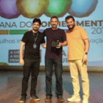 Aplicativo TudoEntregue ganha dois prêmios na 2ª Mostra de Economia Criativa