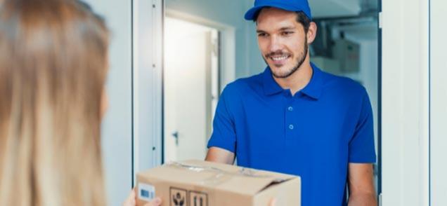 Acompanhamento de entrega